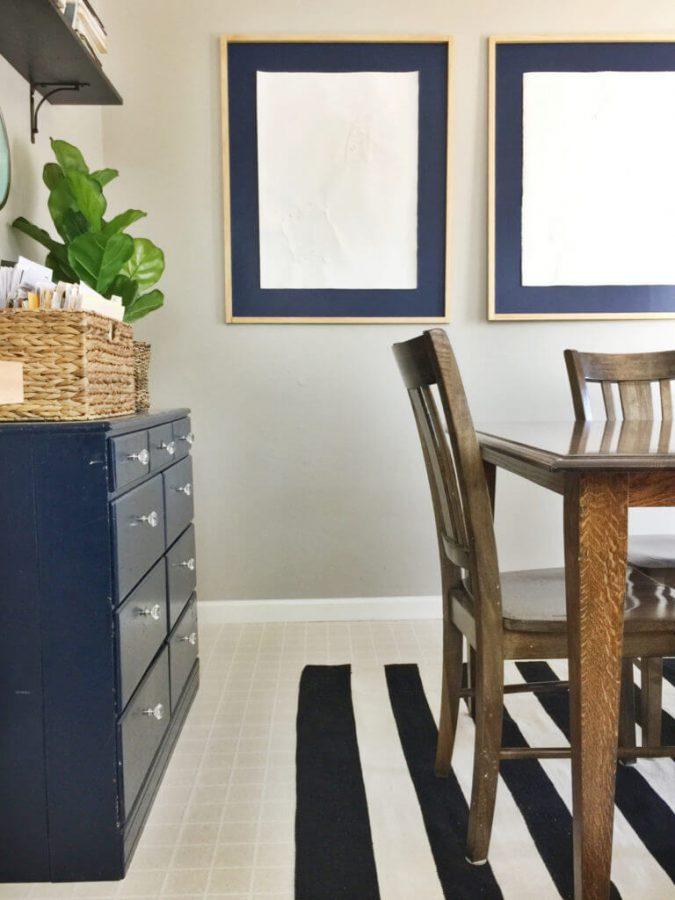 diy frames for wall decor