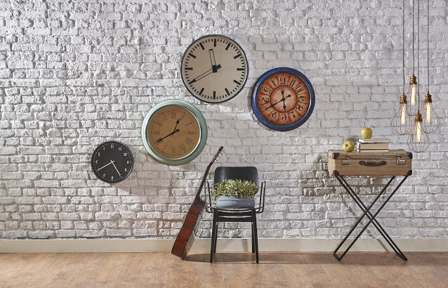 Vintage Collections for large wall decor