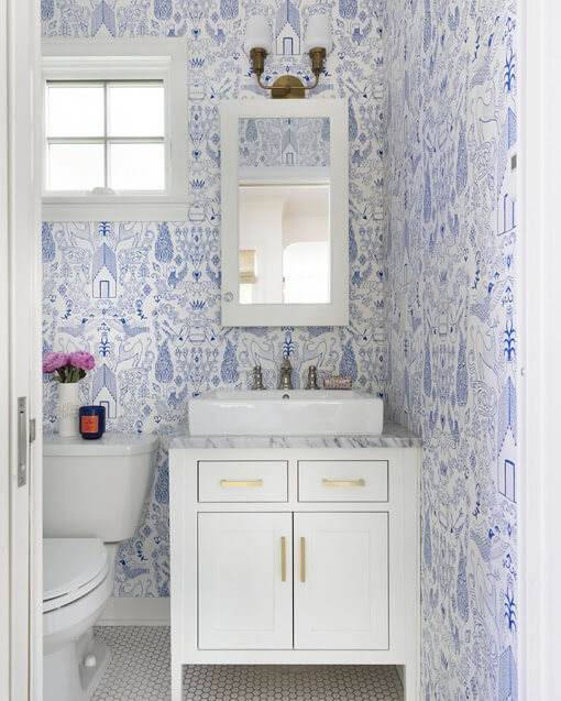 Doodles-bathroom-wallpaper