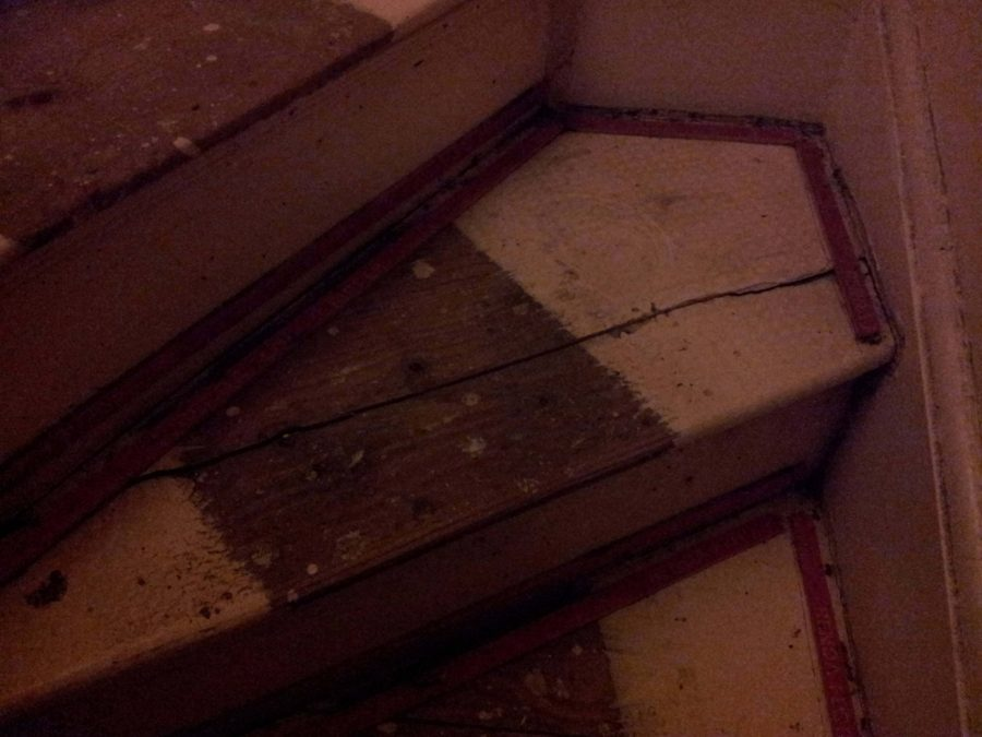 Repair the Required Parts - remove carpet from stairs