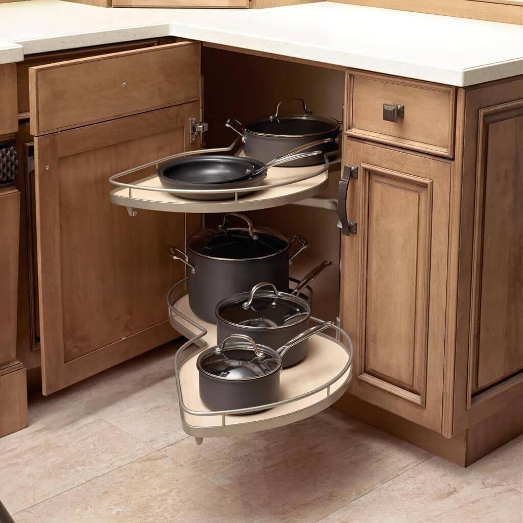 Blind Corner Kitchen Cabinets Ideas