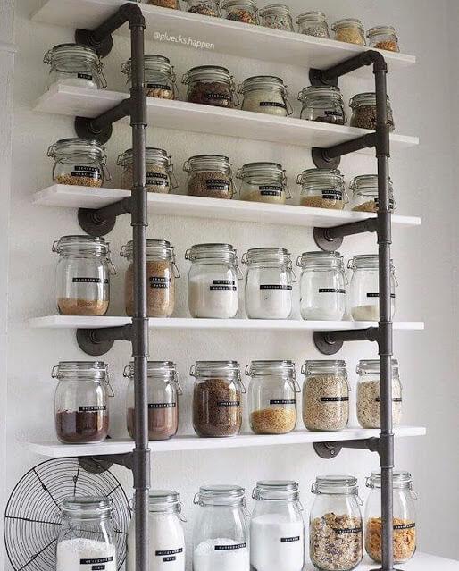 Pantry Organization IKEA