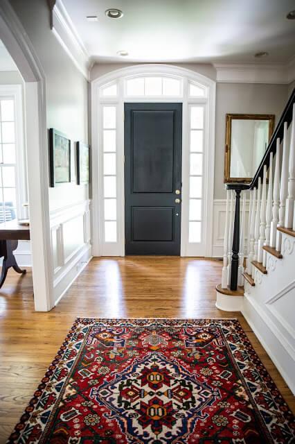 Olive Green - front door color ideas