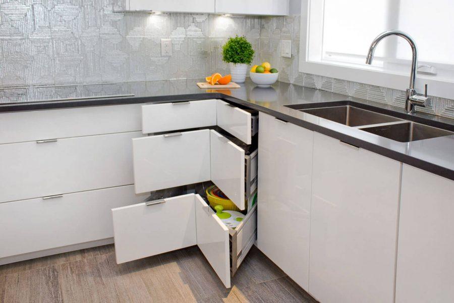 Corner Kitchen Cabinets Storage Ideas