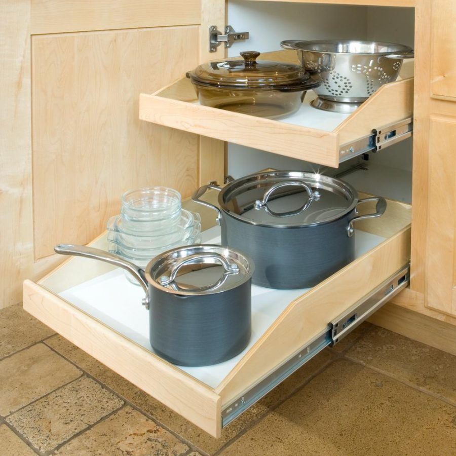 How to Organize Kitchen Cabinets Pots & Pans