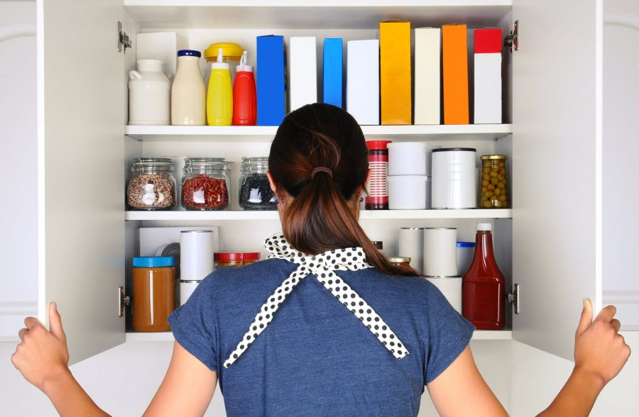How to organize pantry | Pantry organization ideas