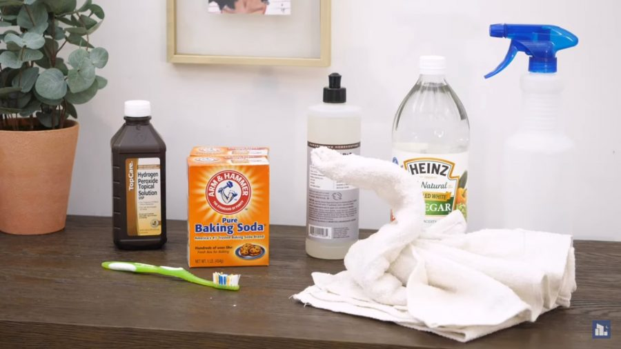 How to clean a mattress - Tools for clean a mattress