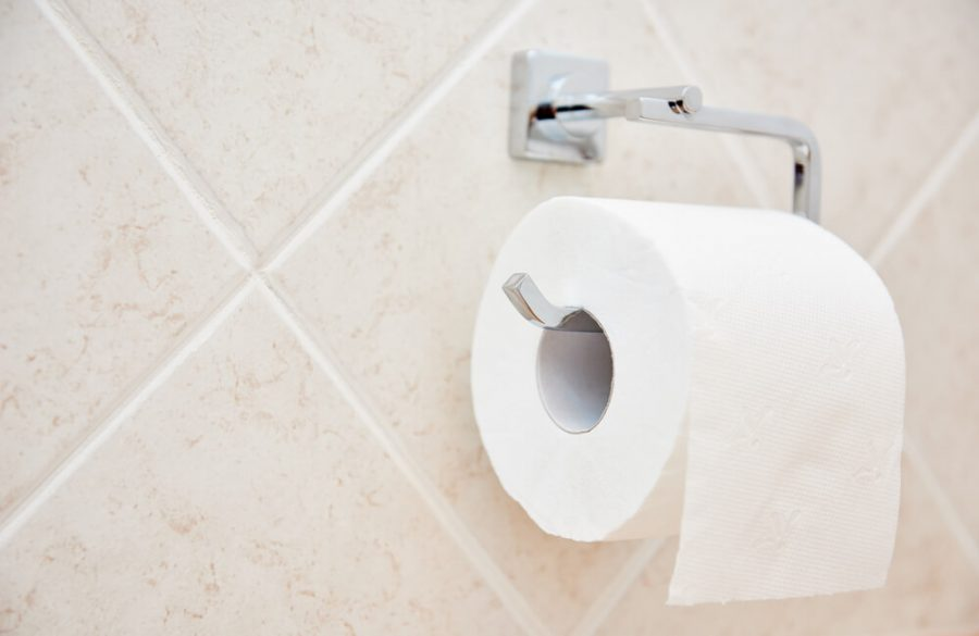 Where to Put Toilet Paper Holder in Small Bathroom