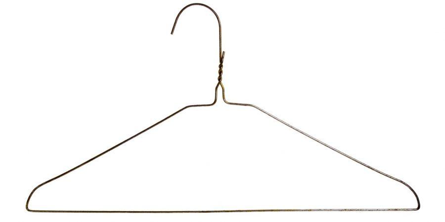 a wire hanger