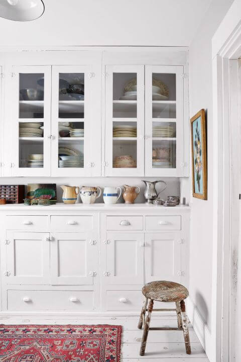 best white paint for kitchen cabinets
