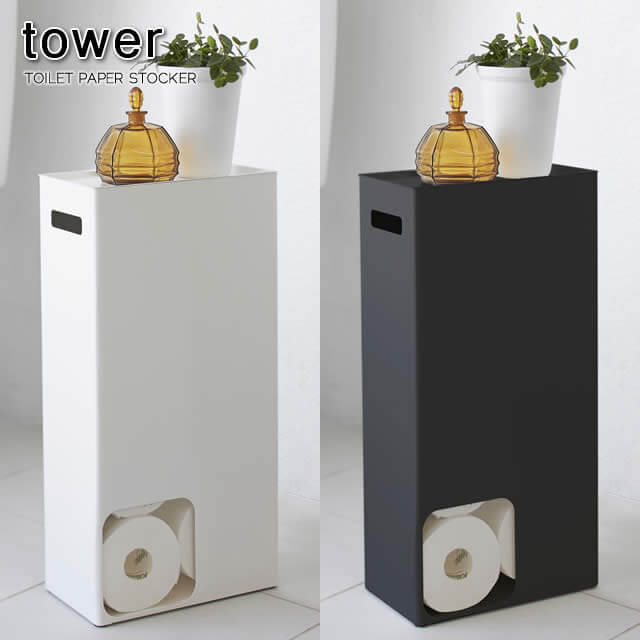 Toilet Paper Stocker for small bathroom