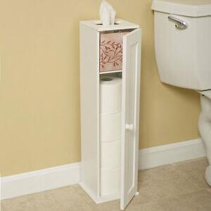 Cabinet Toilet Paper Storage