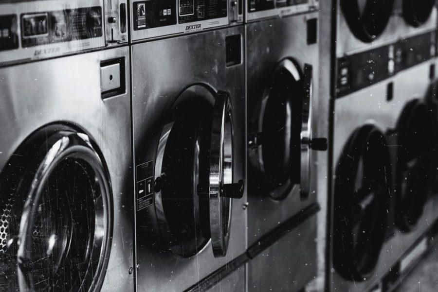Laundry shop - washing machines