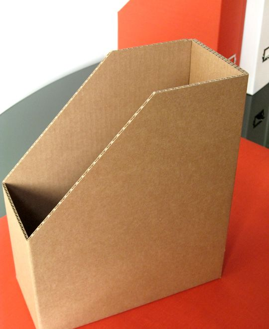 Cartons Or Hard-board Boxes to store books / magazines