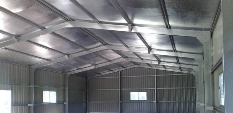insulating your shed & retrofitting shed insulation