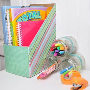 Classroom organizations DIY