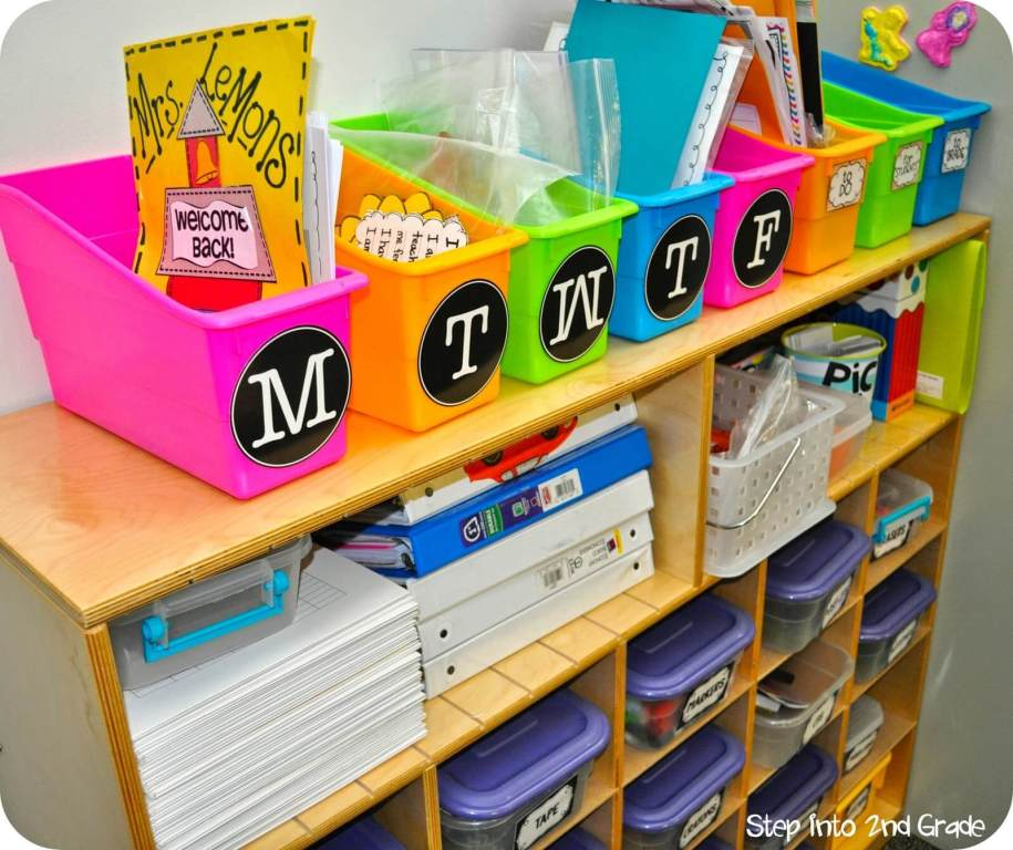 Organizing Students' Materials