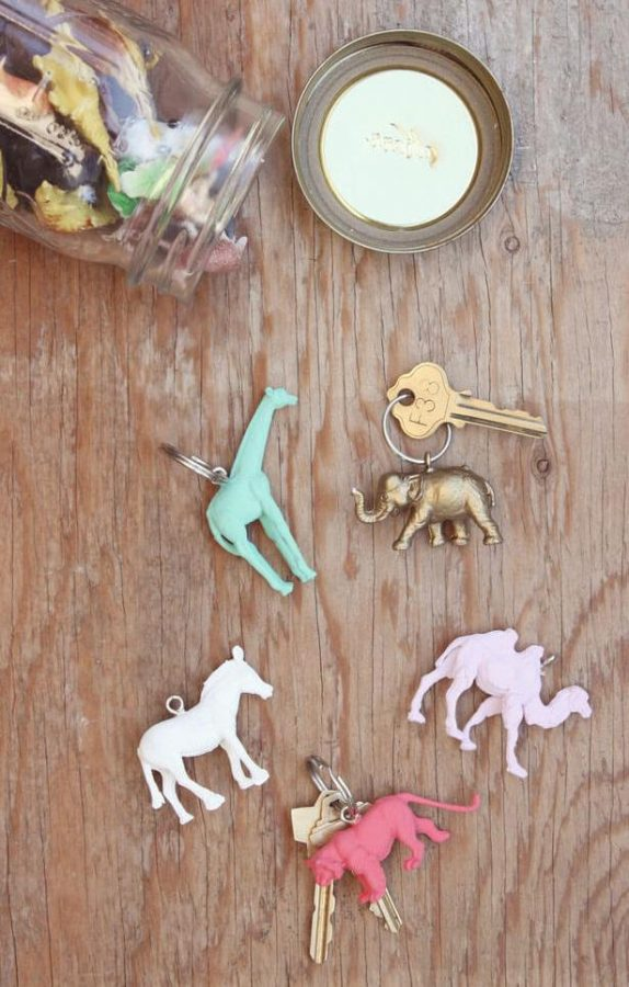 Animal Keychains - Cute and Easy to make