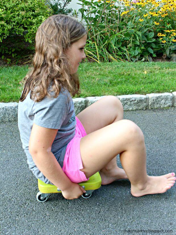 DIY Kids Scooter Board