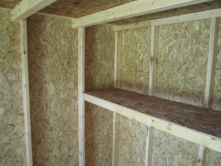 Shed Liquidators How to Caulk & Seal a Wooden Shed
