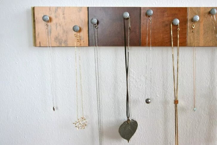 jewelry organizer by CRAFT