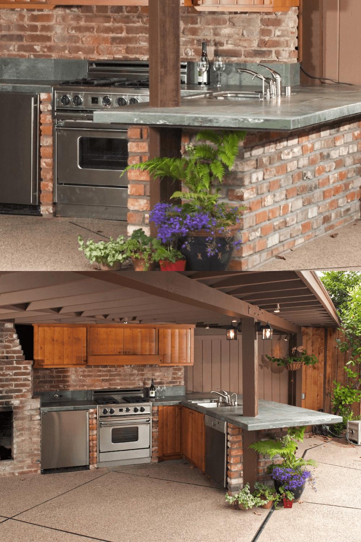 15 Best Outdoor Kitchen Ideas and Designs