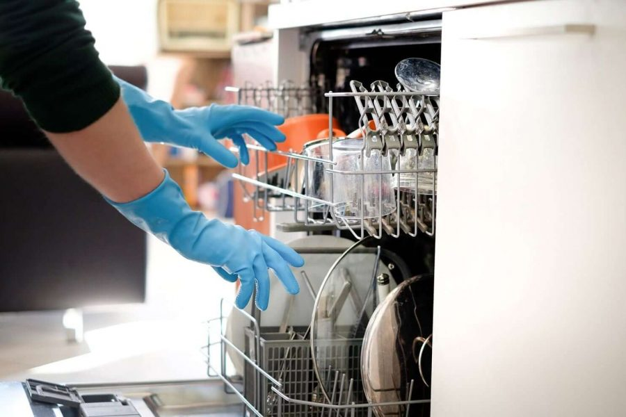 4.How to Clean Dishwasher Drain Trap