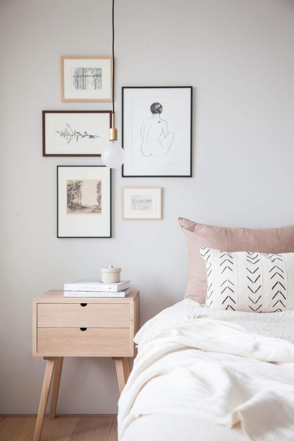 Painting, Pictures, and Arts for Bedroom Makeover