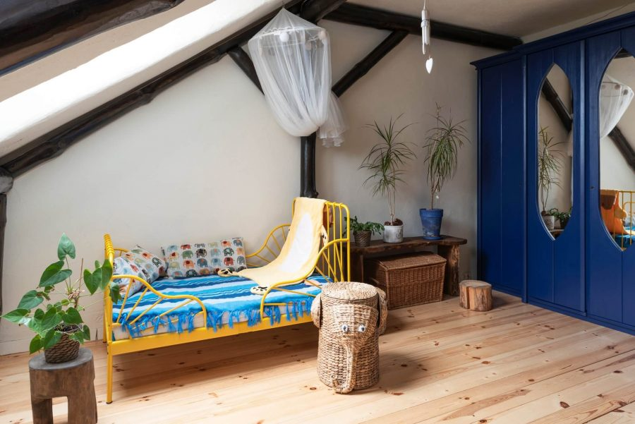 Attic Bedroom Ideas for Children