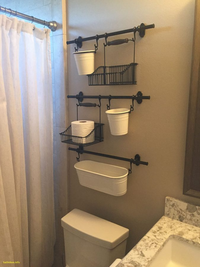 hanging bathroom storage for small bathroom