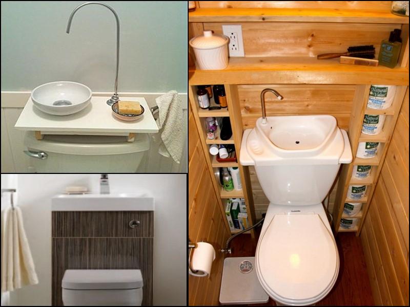 Tiny house tips and tricks toilet