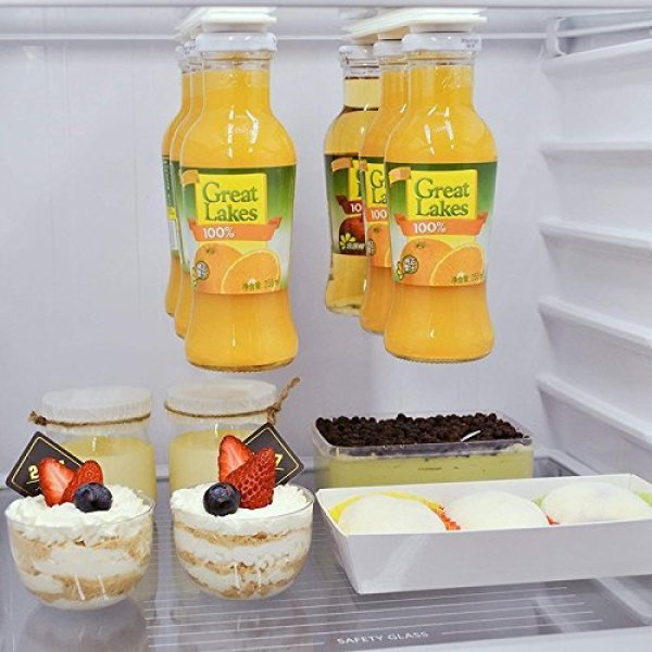 - 10 Awesome And Cheap Ways To Organize Your Fridge And Freezer. Genius fridge organization ideas that can be made DIY with items from the dollar store. These hacks and tips are perfect for small spaces. Storage solutions for every refrigerator. Find out how to organize your fridge today! #organisation #organization #fridge #kitchenideas