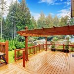 Wooden Pergolas - Deck Decorating IDeas
