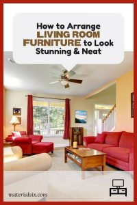 How to arrange furniture in living room