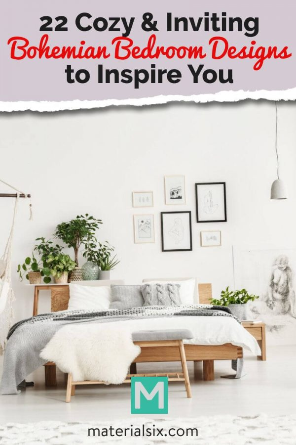 22 Cozy and Inviting Bohemian Bedroom Designs to Inspire You