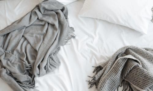 Change Bed Sheet Regularly