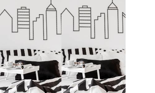 DIY Headboard - Bedroom Makeover Ideas on A Budget