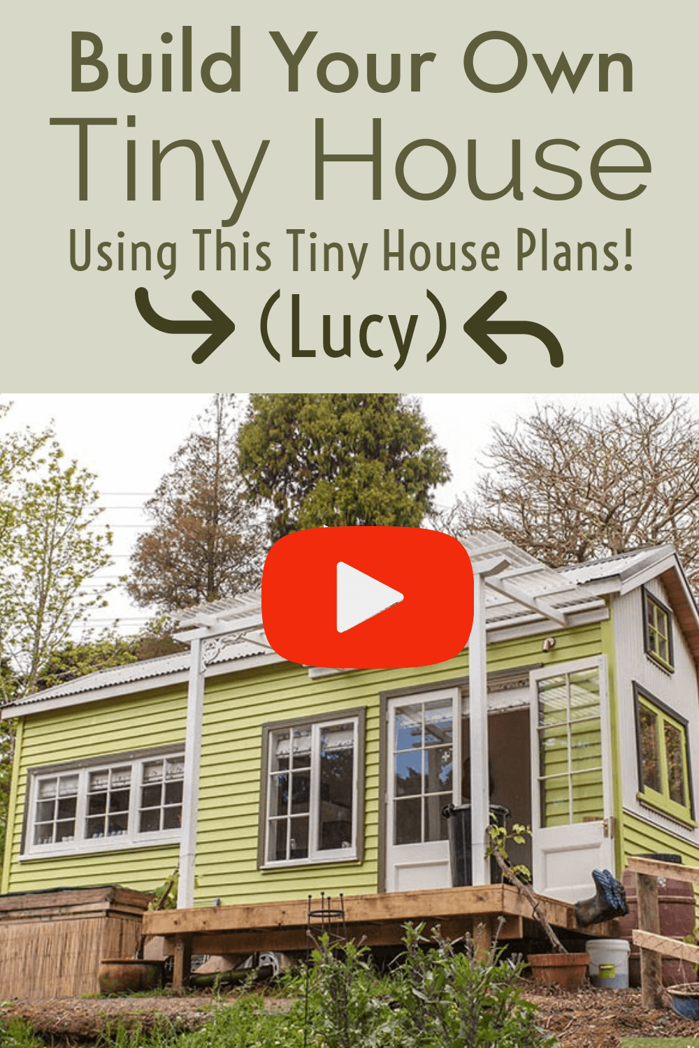 Lucy Tiny House Plans