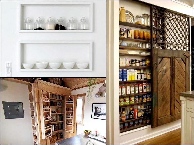 Tiny house storage and organization ideas