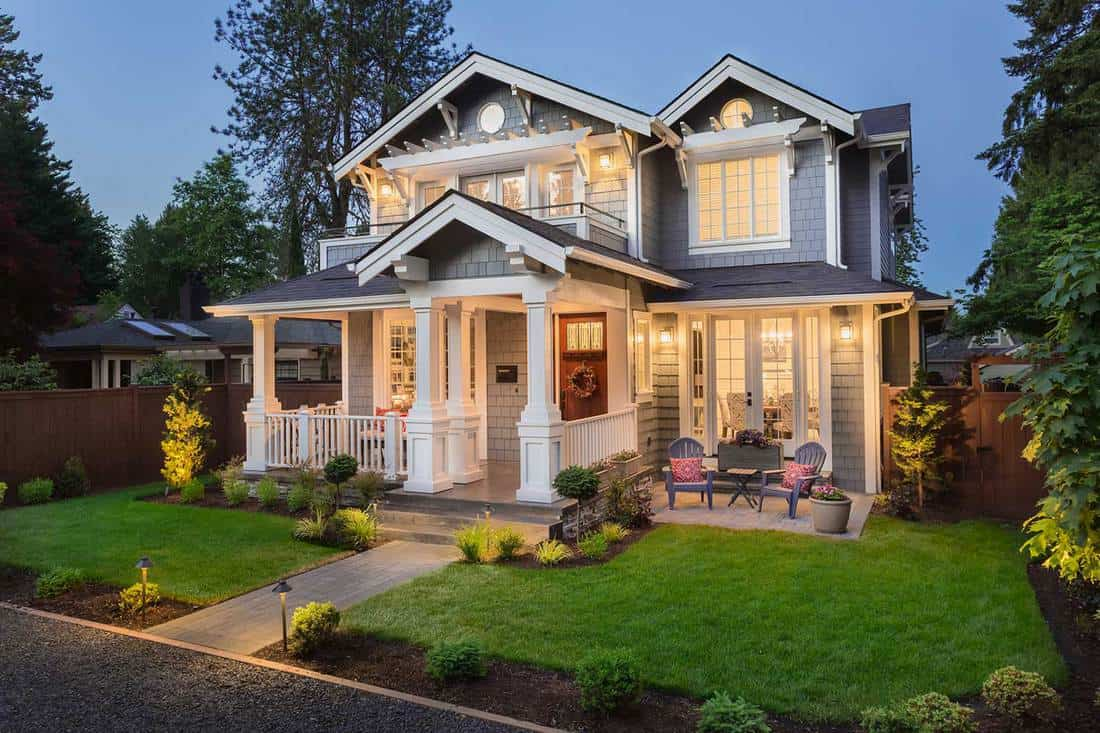Add Furniture to Your Front Porch