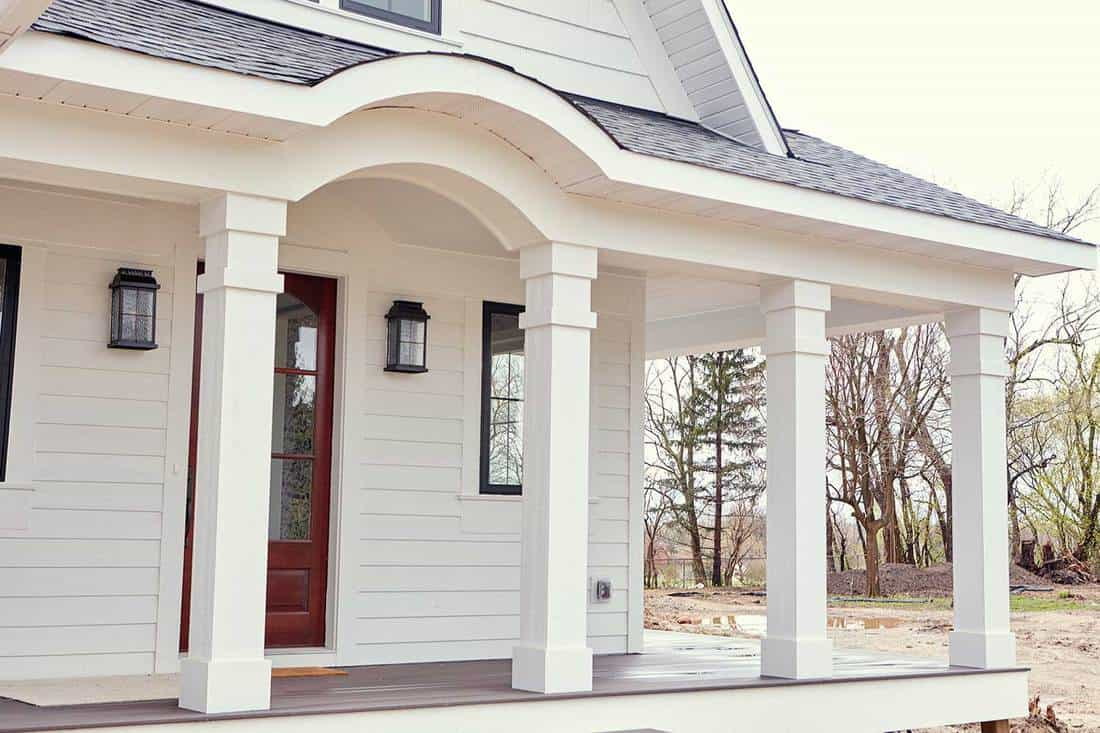 Add Some Color - Front porch ideas