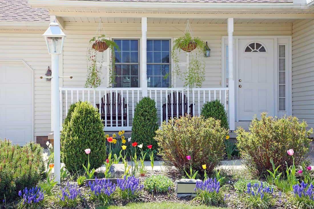 Put Plants - Front Porch Ideas