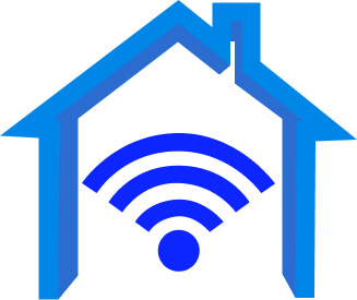 Internet connection for tiny house