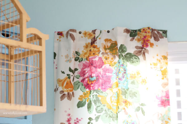 How to Hang Curtains Without Rod