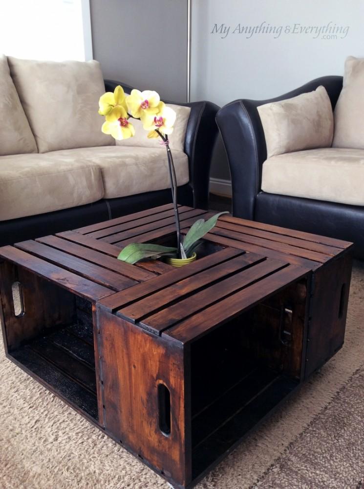 Lavish Wood Crate