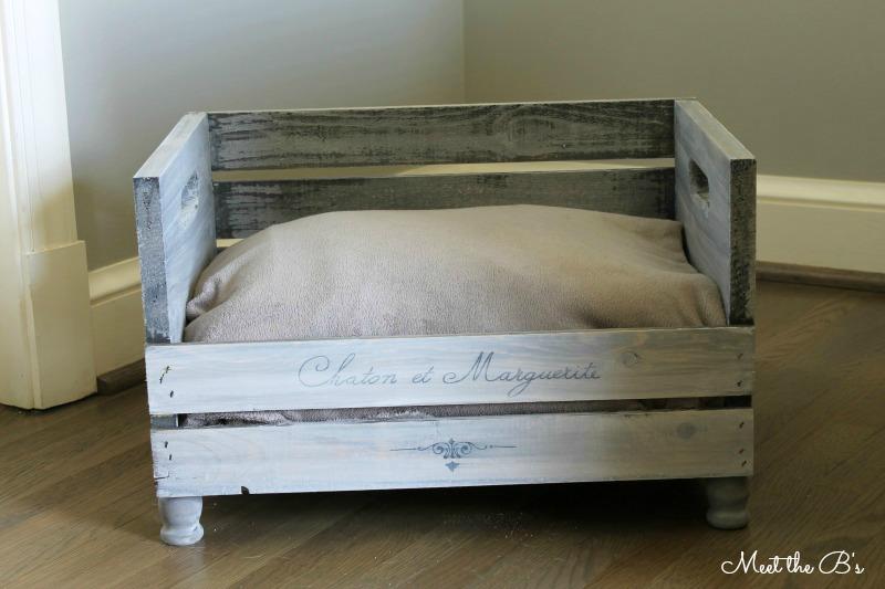 Crate Furniture Pet Bed