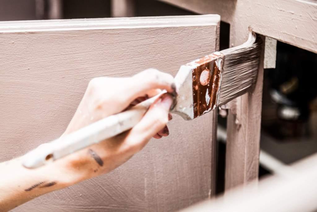 How To Repair Water Damaged Cabinet Doors