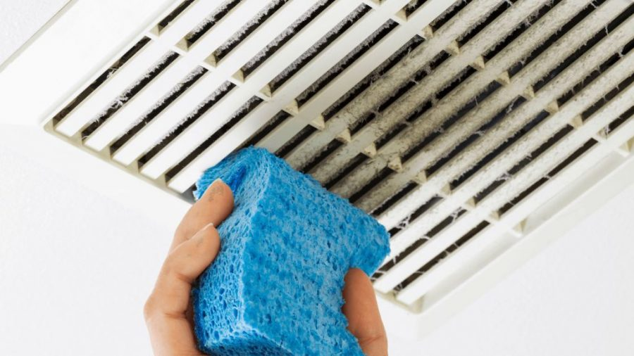 How to Install a Bathroom Vent Fan (1)
