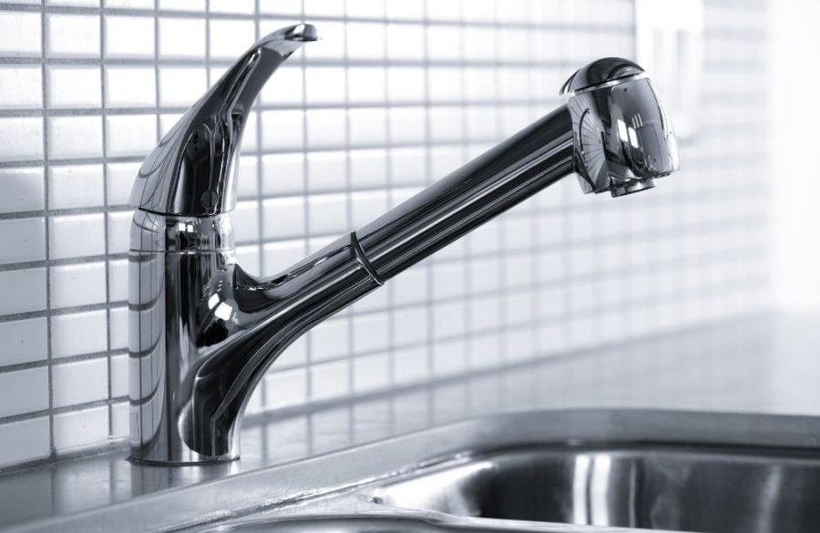 Kitchen Faucet Keeps Coming Loose