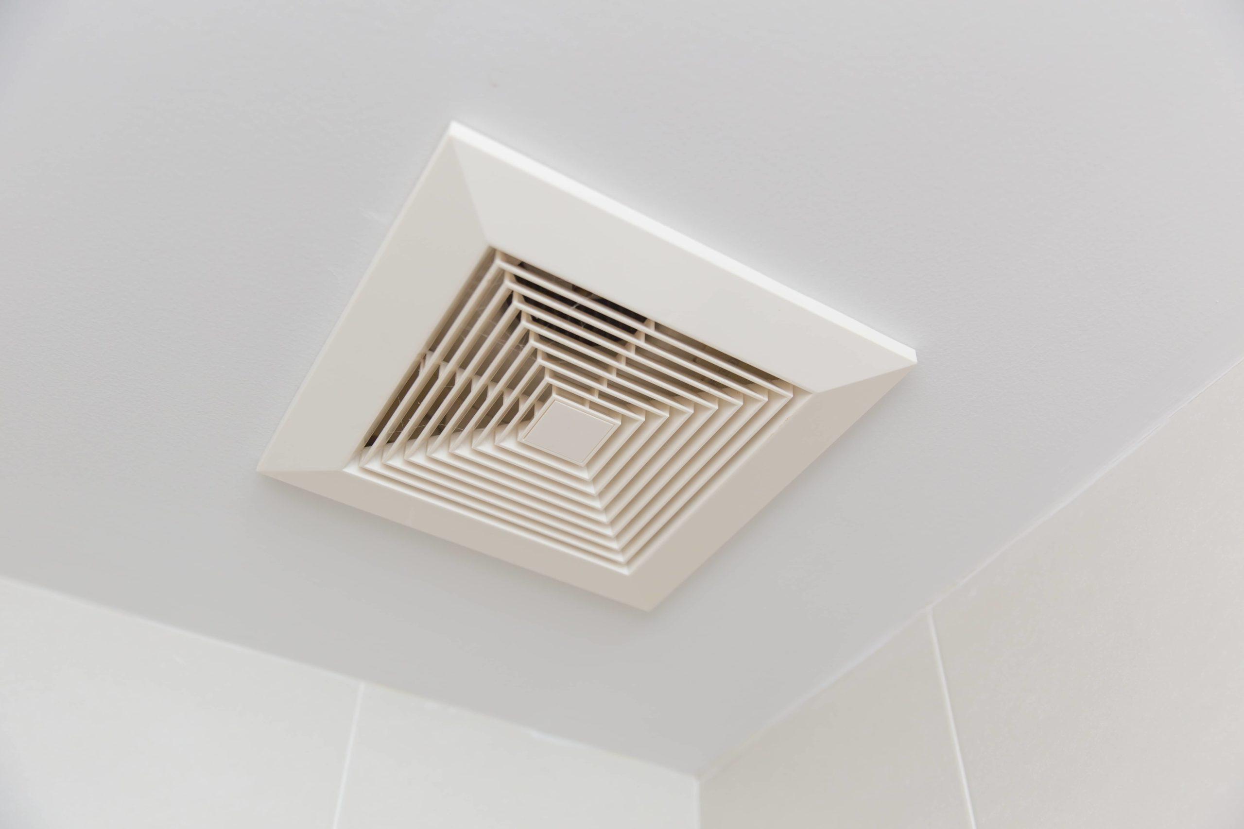 Venting a Bathroom Fan Into An Attic